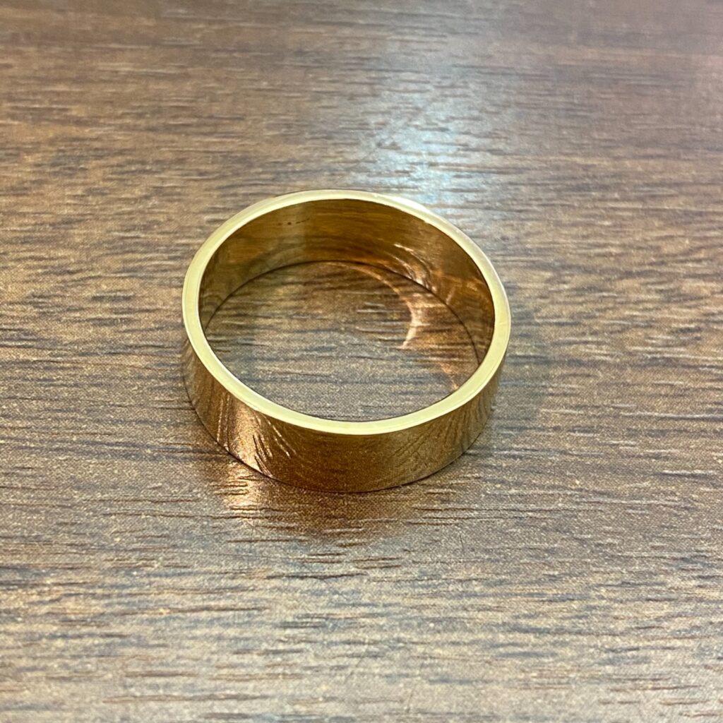 K18 リング 金 指輪