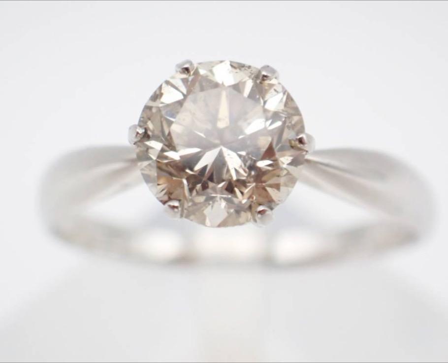 ダイヤモンド1.3ct リング