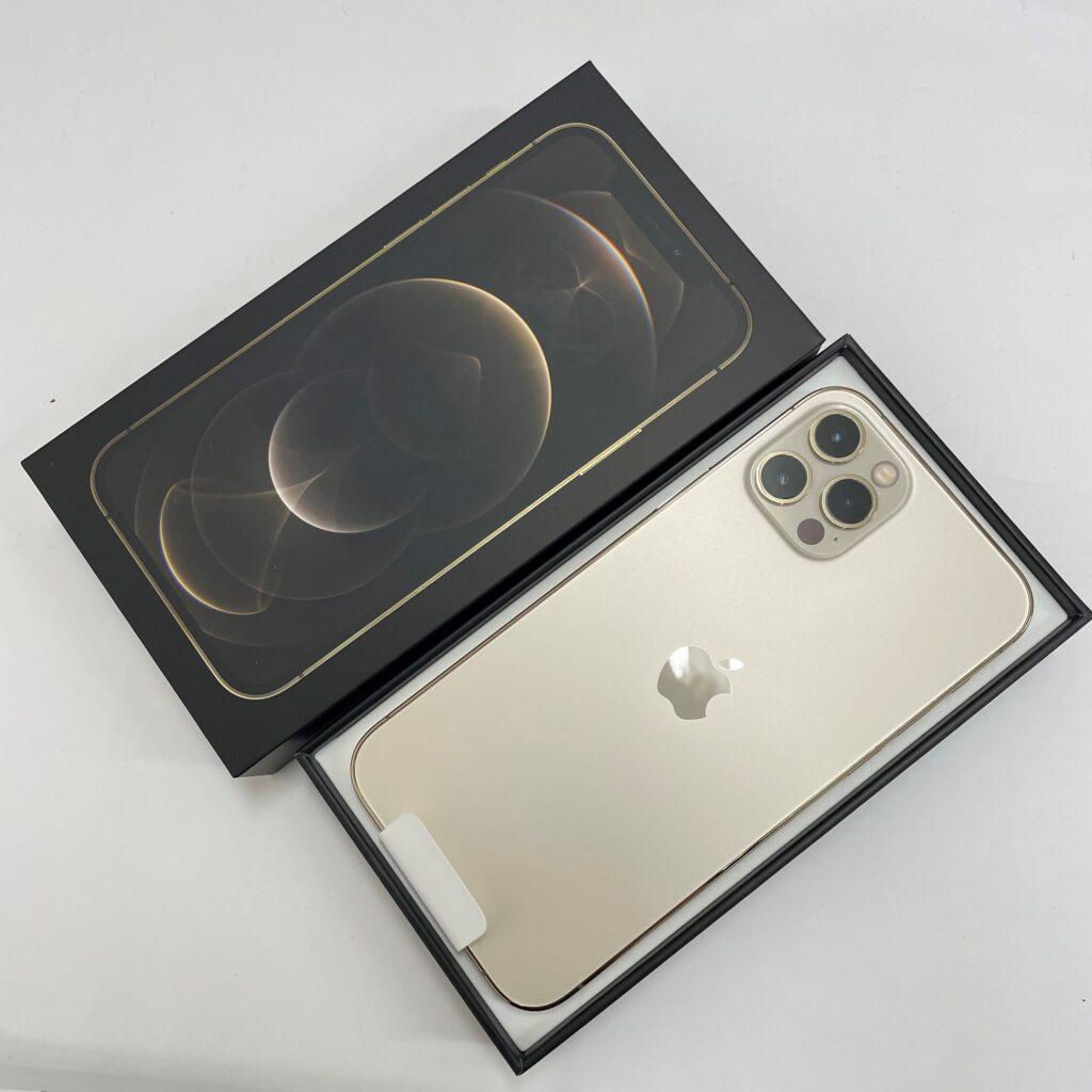 iPhone 12 Pro 256GB ゴールド