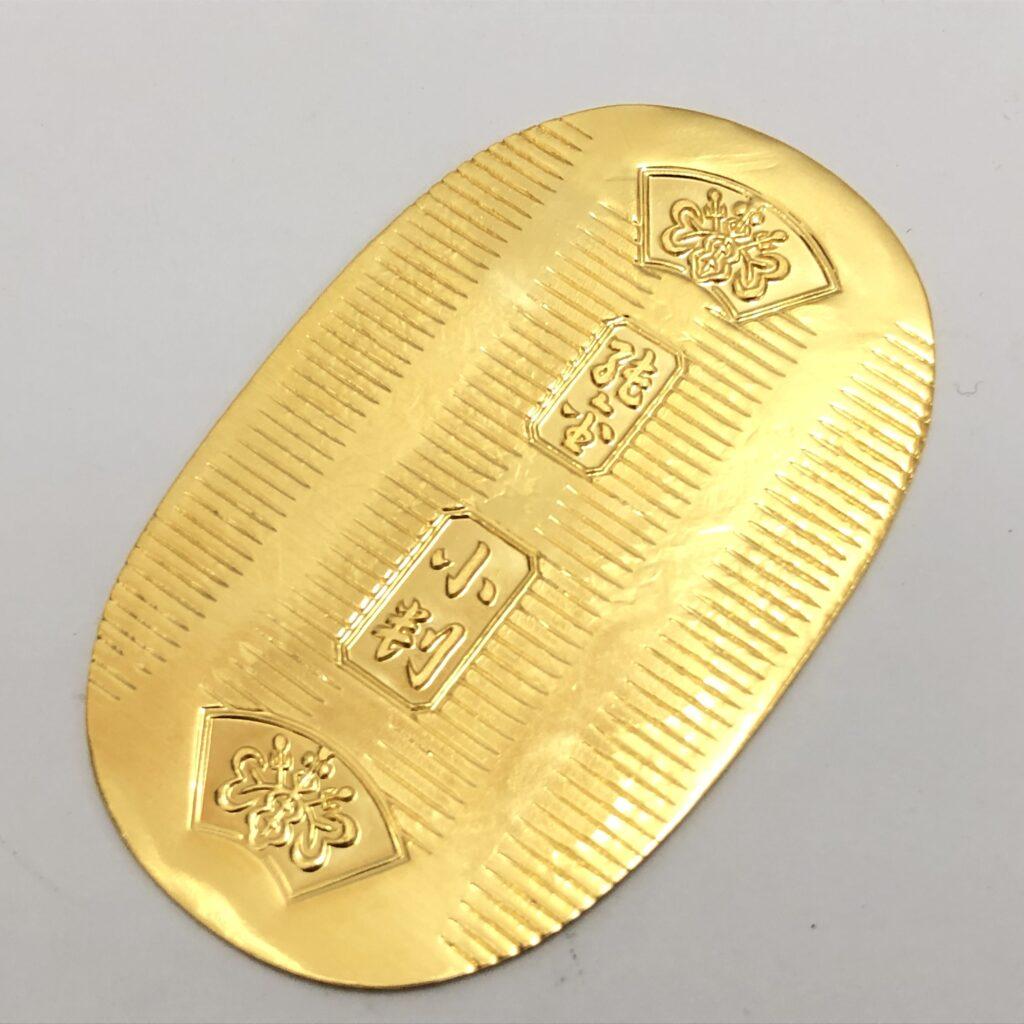 徳力 K24(24金) 純金小判