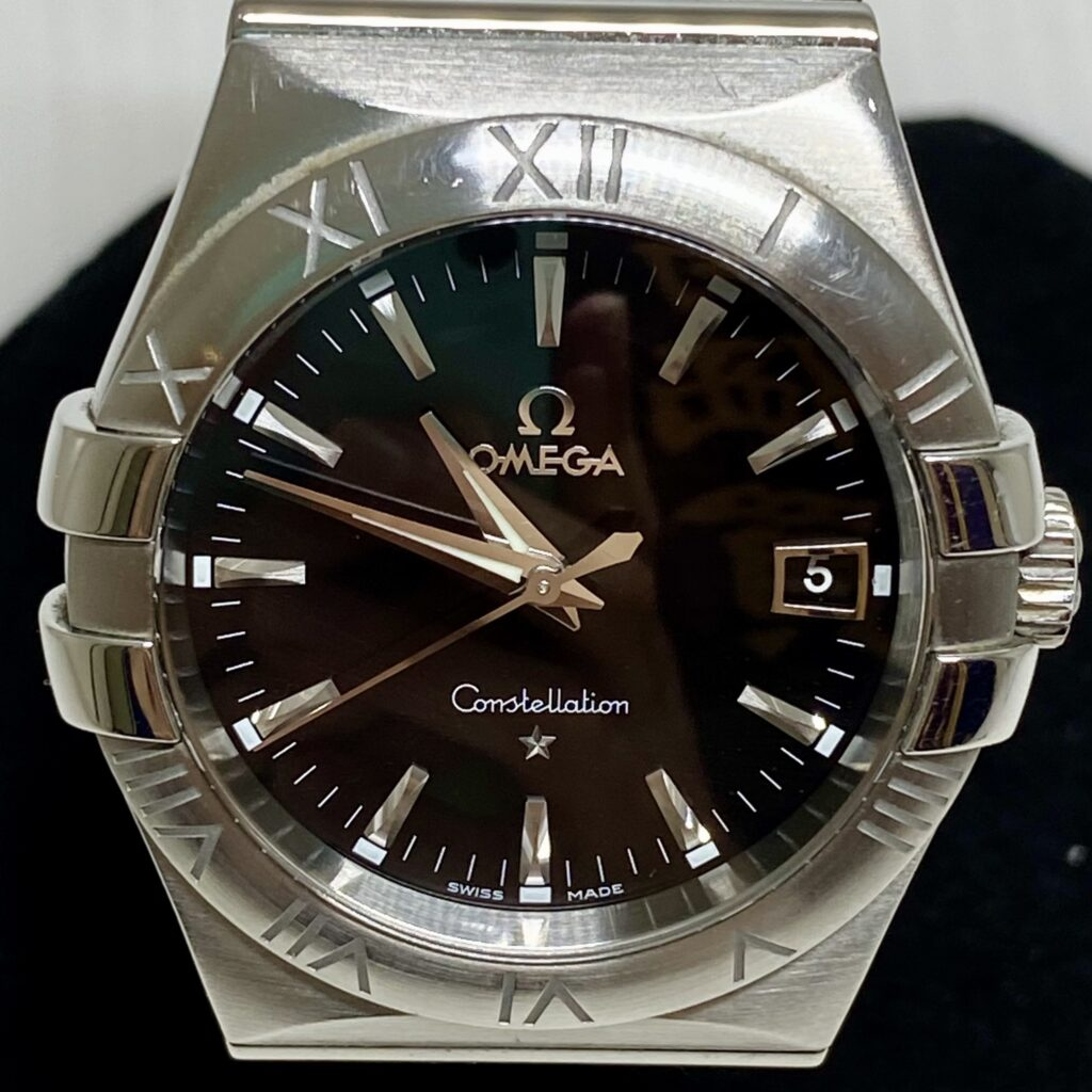 オメガ コンステレーション メンズ 腕時計