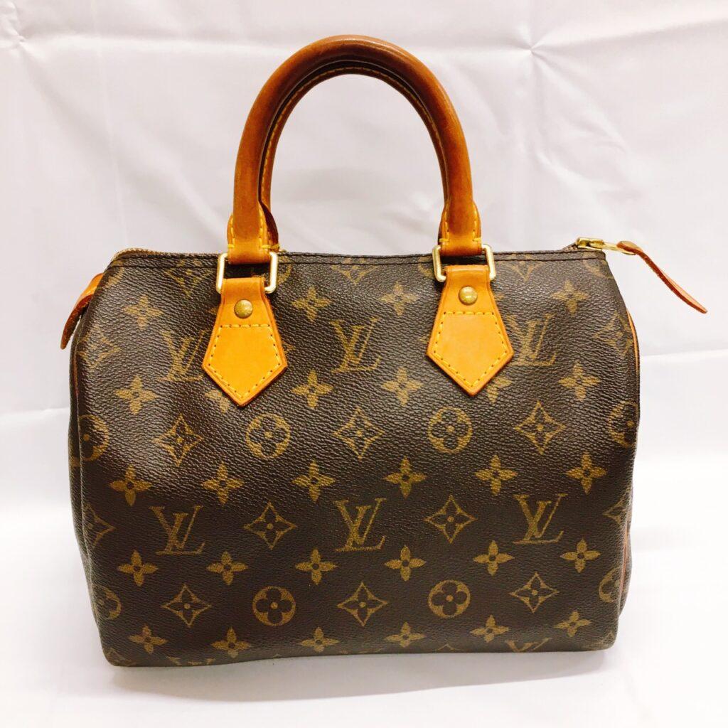 Louis Vuitton ルイヴィトン スピーディー25 モノグラム ハンドバッグ