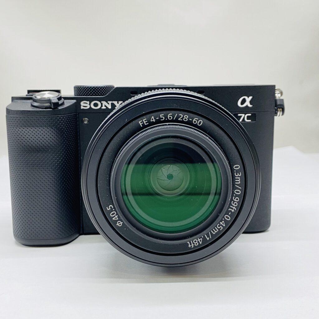 SONY アルファ7C カメラ