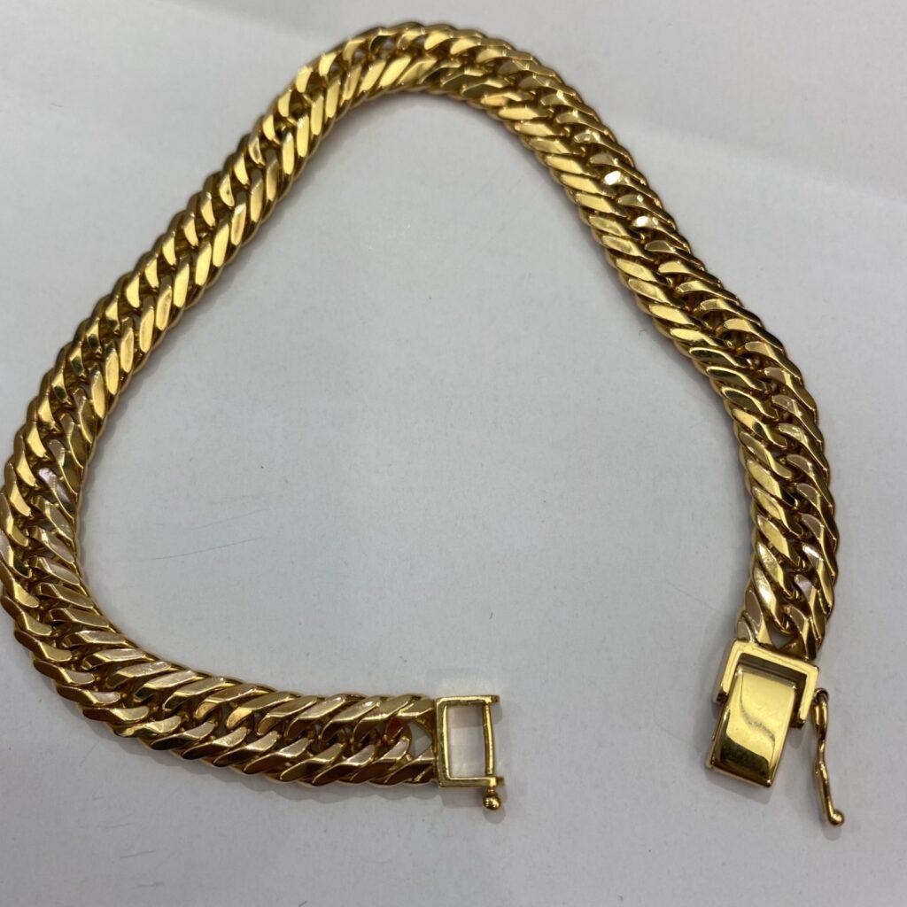 K18 ブレスレット 18金 ゴールド GOLD 30g