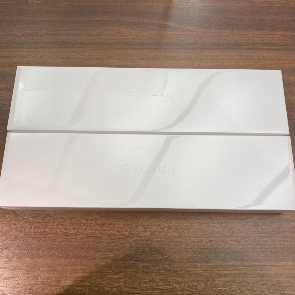 Applewatch 6 アップルウォッチ シルバー スペースグレー 二つ まとめ