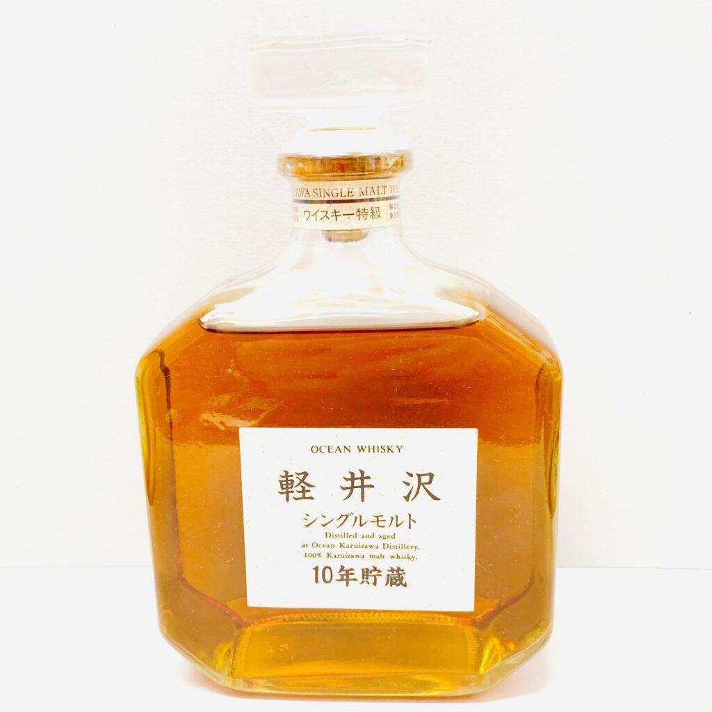 KARUIZAWA 軽井沢 10年 オーシャンウィスキー シングルモルト