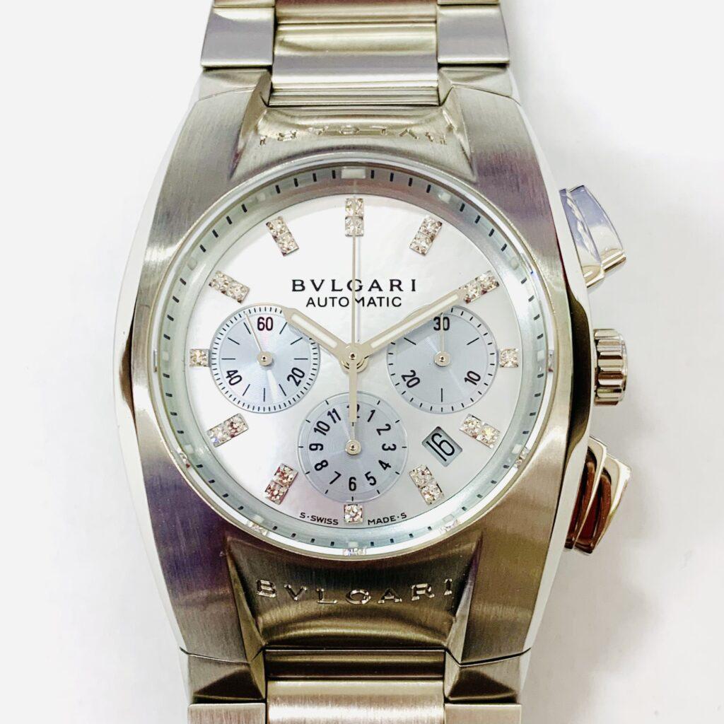 BVLGARI エルゴン 腕時計