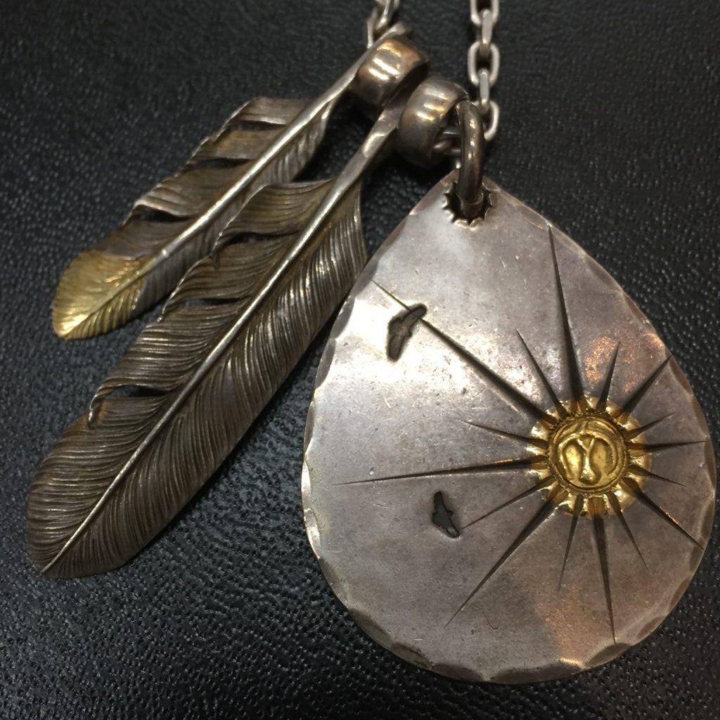 ケンキクチ ネックレス
