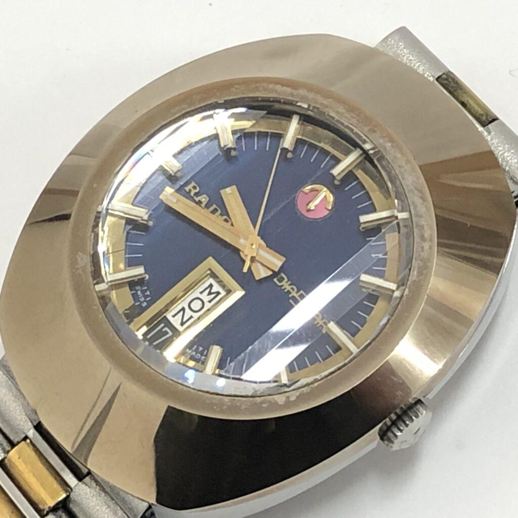 RADO DIASTAR(ラドー ダイヤスター) 自動巻き メンズ腕時計