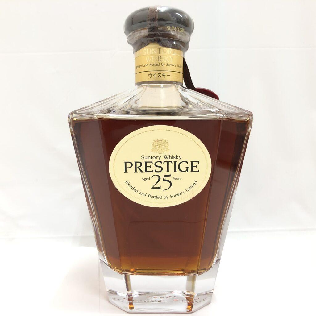 SUNTORY Whisky PRESTIGE 25年