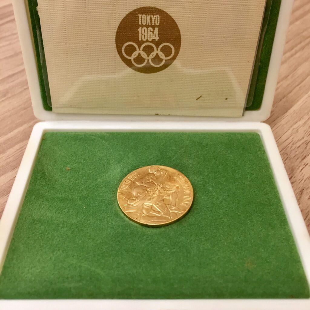 オリンピック東京大会記念メダル