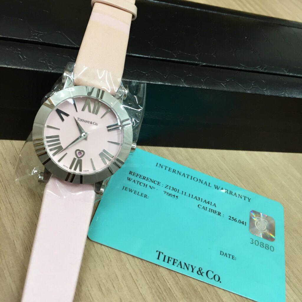 TIFFANY&Co. 腕時計