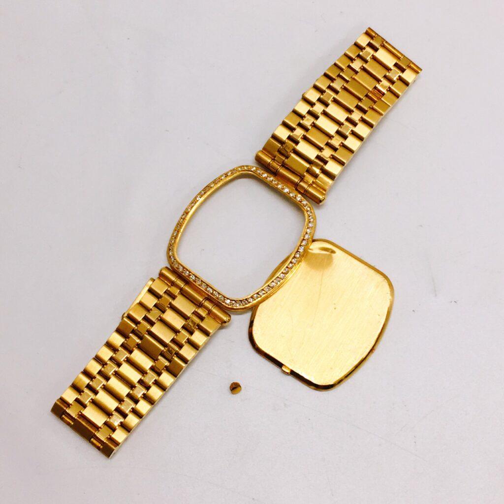 K18 メレダイヤ付 時計部品