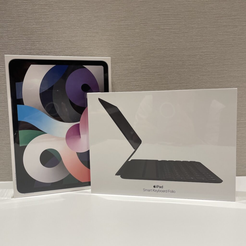 iPad Air4 / スマートキーボード