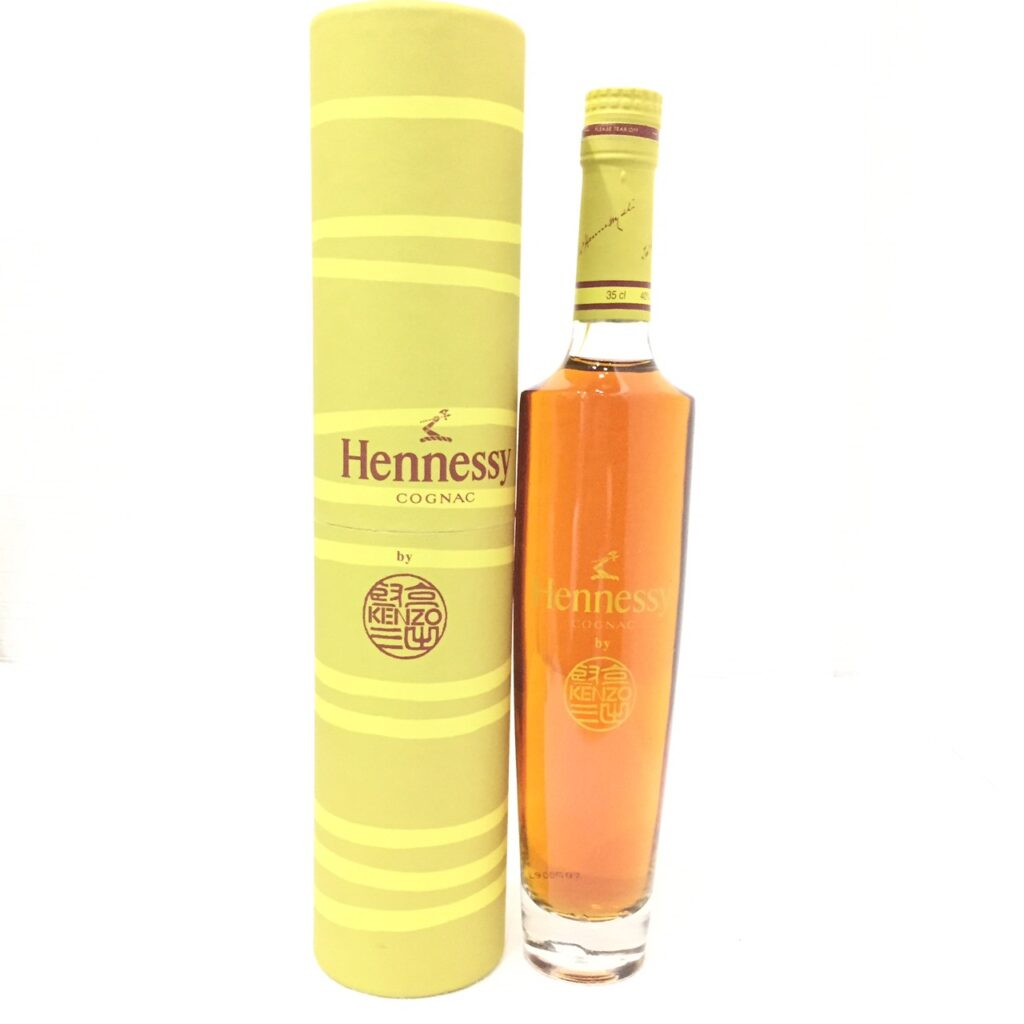 Hennessy KENZO 黄