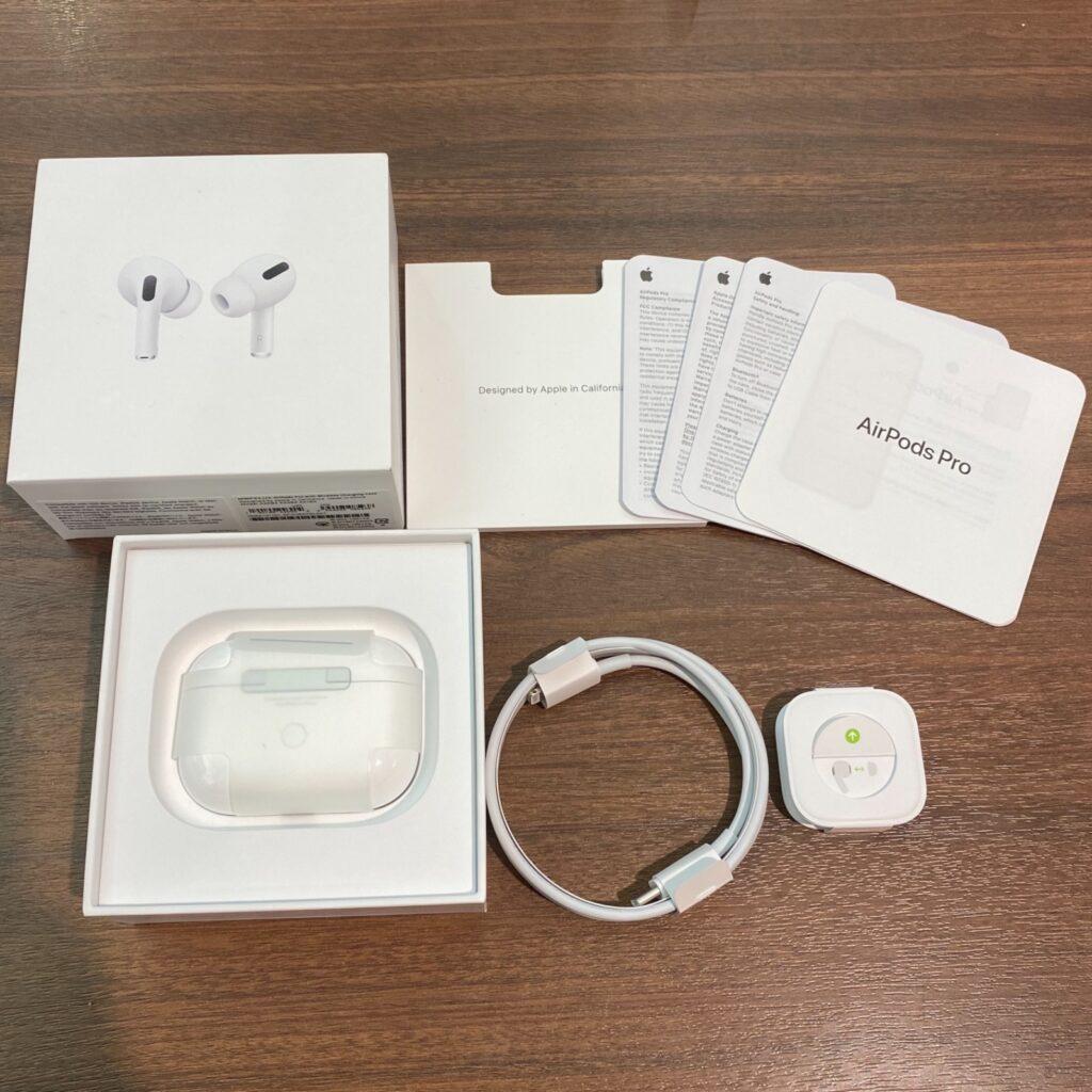 Apple AirPods Pro 買取実績