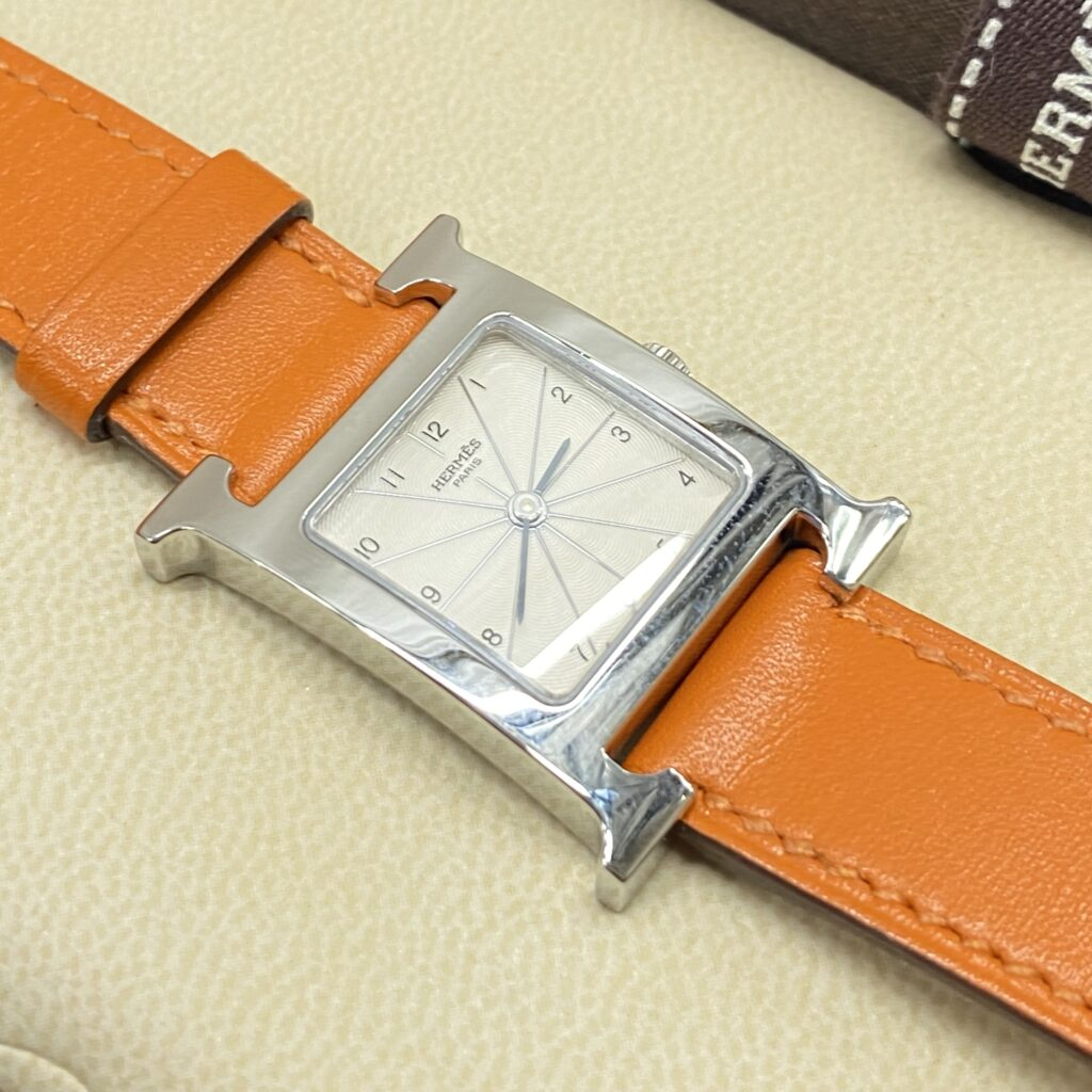 Hermès エルメス 腕時計
