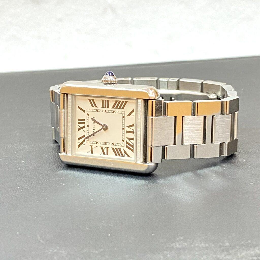 Cartier カルティエ タンクソロ