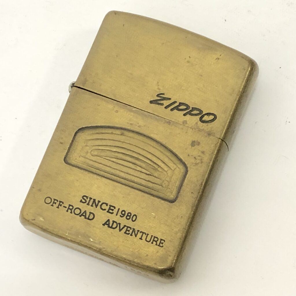 ZIPPO(ジッポーライター) SINCE1980 OFF-ROAD ADVENTURE