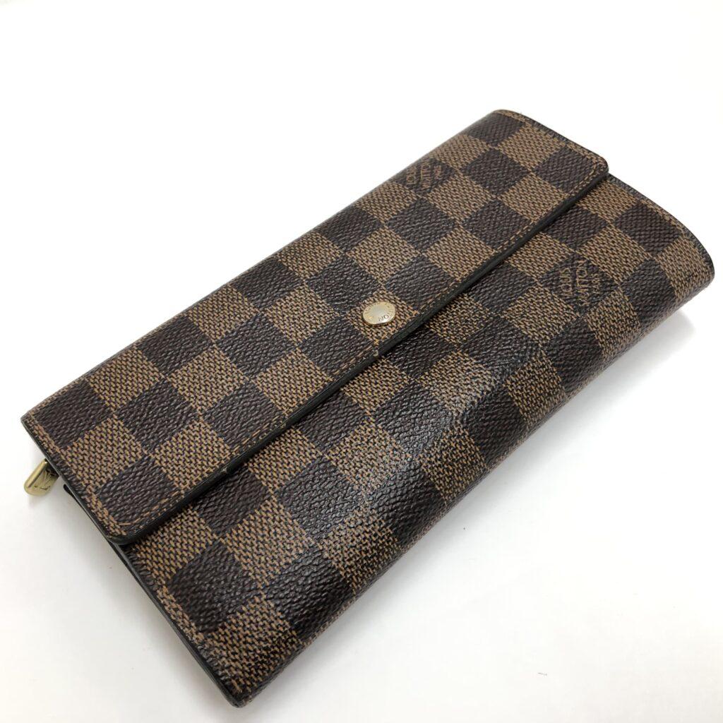 LOUIS VUITTON(ルイヴィトン) ポルトフォイユ サラ ダミエ 長財布
