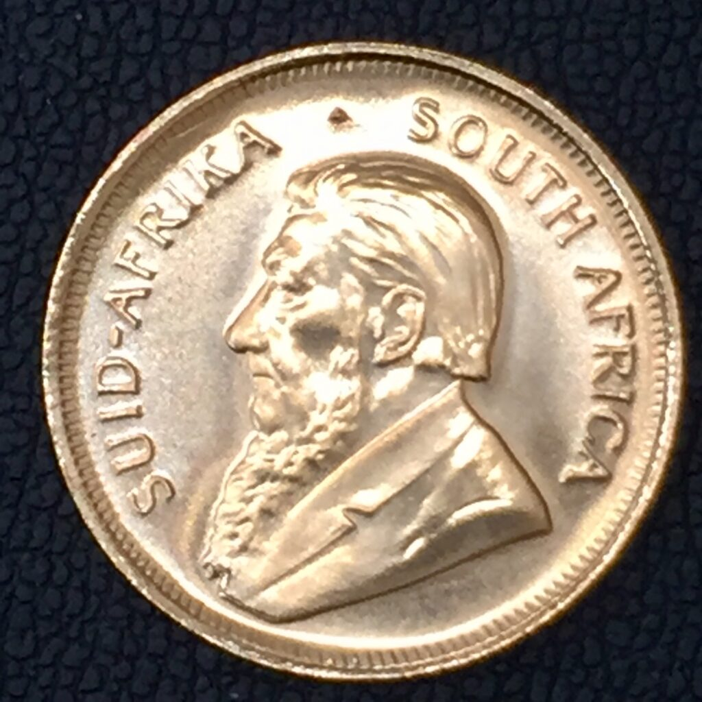 K22 クルーガーランド金貨