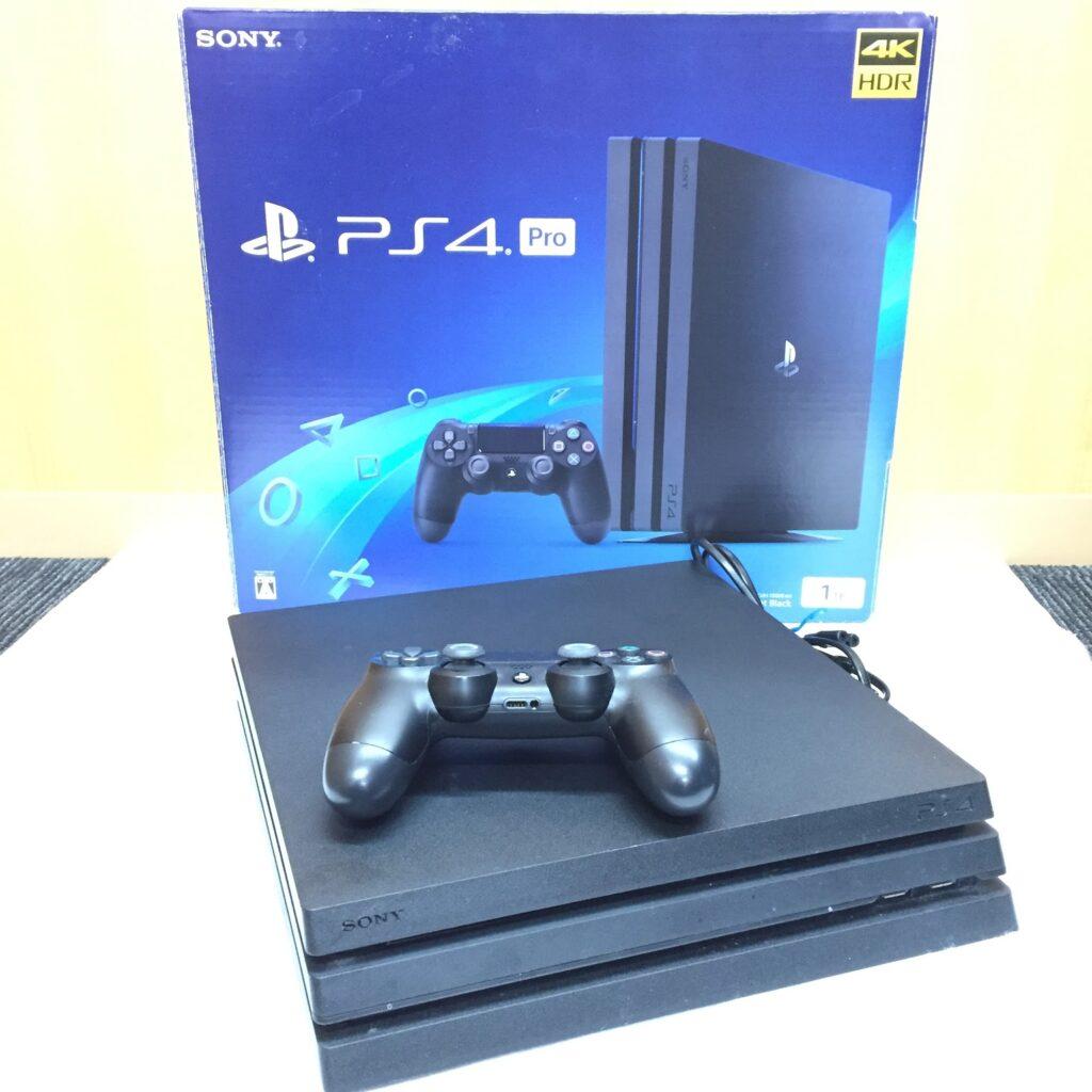 PS4 Pro(7200b) 本体