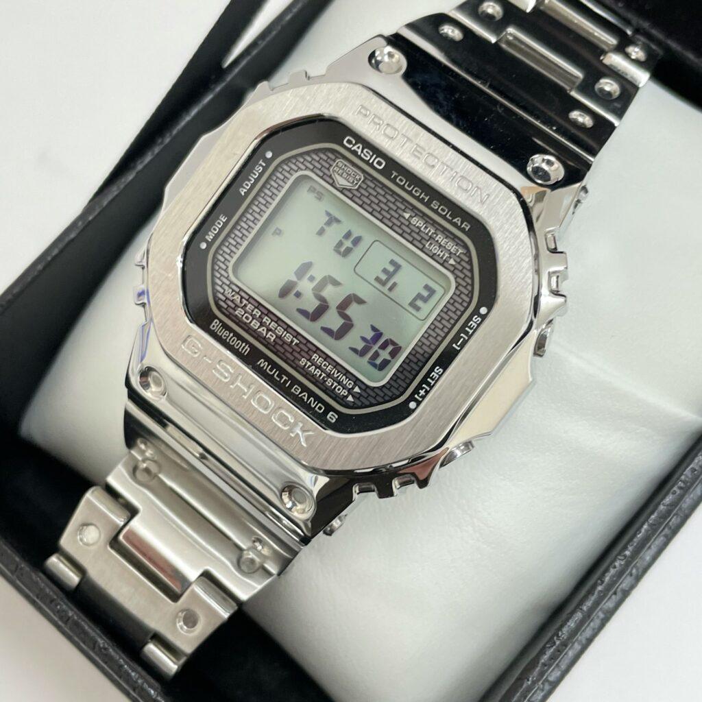 カシオ G-SHOCK GMW-B5000