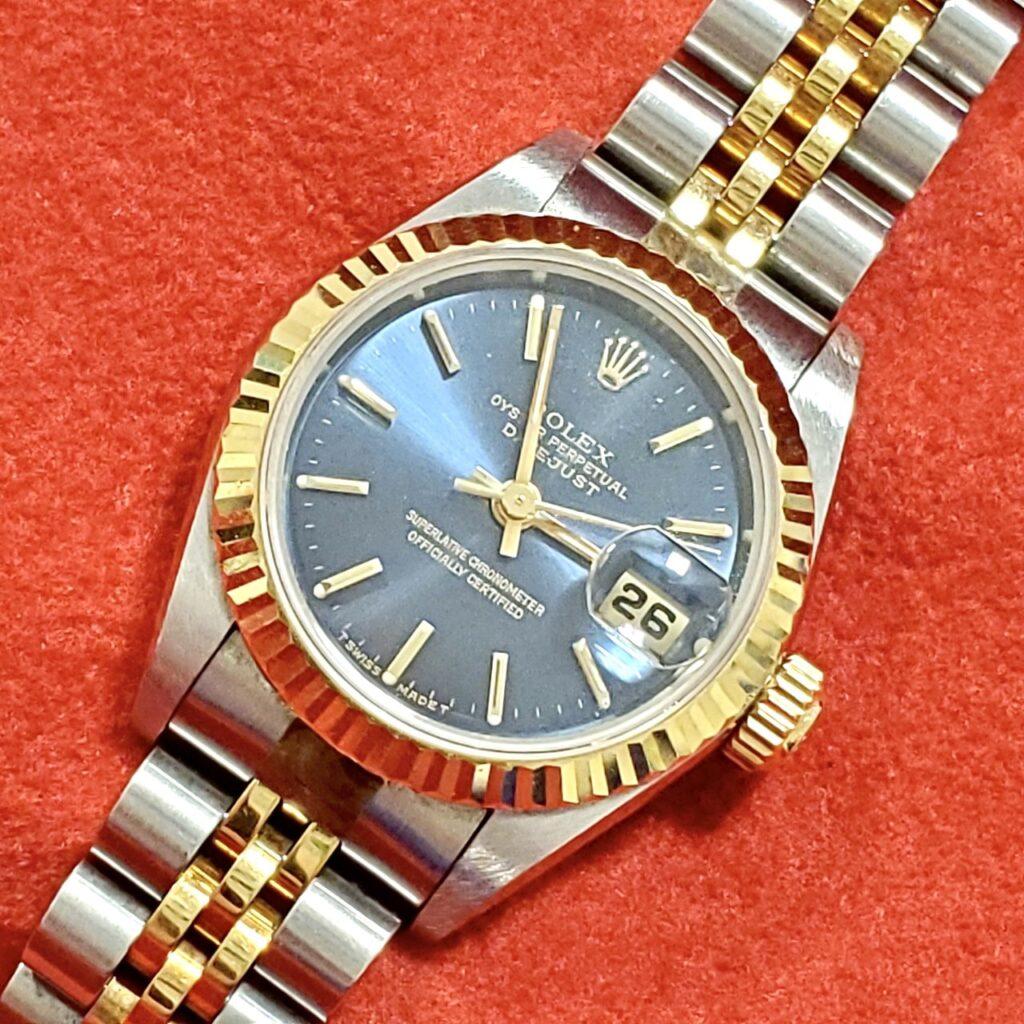 ROLEX ロレックス デイトジャスト レディース 腕時計