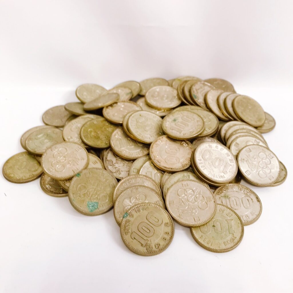 1964 東京オリンピック 記念硬貨