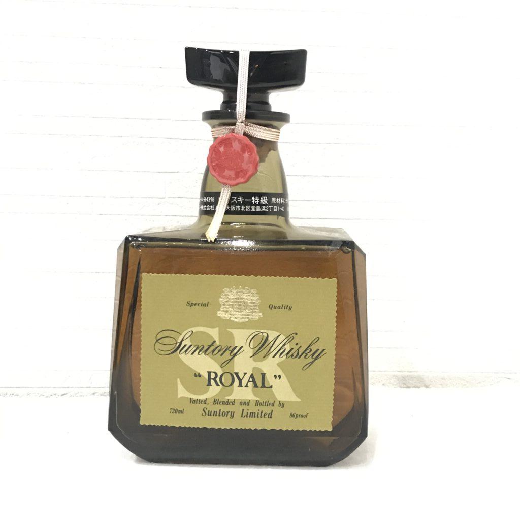 Suntory whiskey ROYAL 720ml
