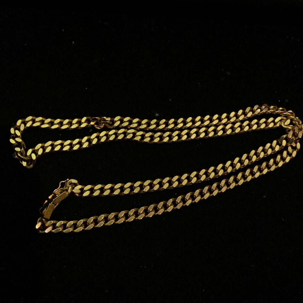 K18 ネックレス 貴金属 18金 装飾品