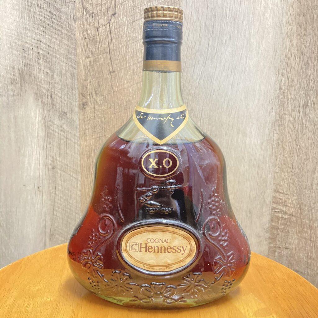 Hennessy XO ヘネシー グリーンボトル コニャック
