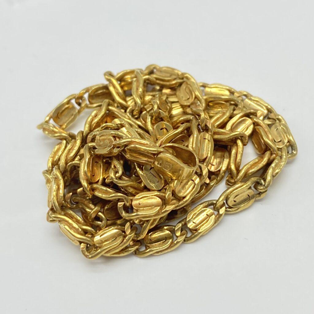 金 ネックレス