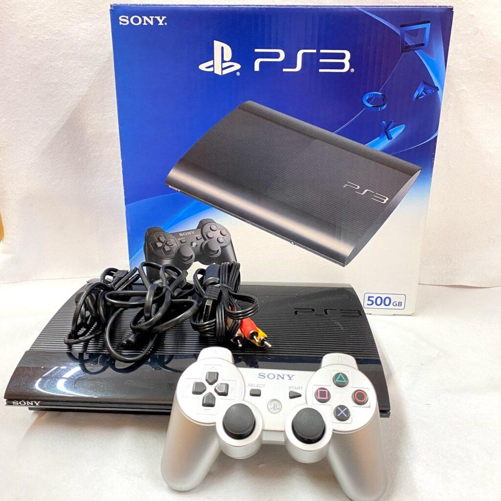PS3 本体 500GB
