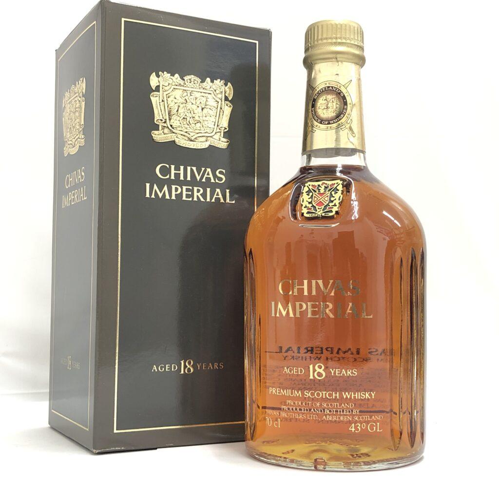CHIVAS IMPERIAL(シーバス インペリアル) 18年