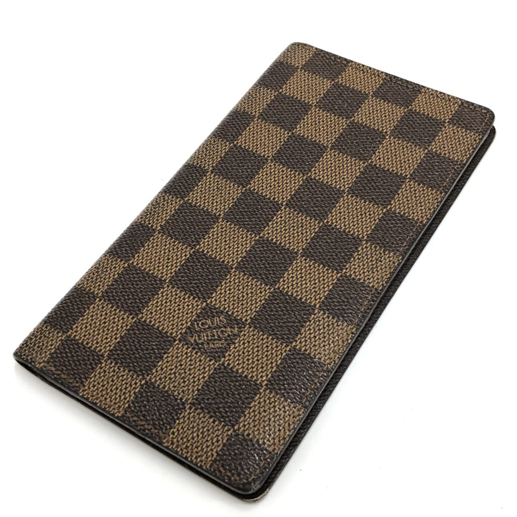LOUIS VUITTON(ルイヴィトン) ポルトバルール カルト クレディ ダミエ長財布