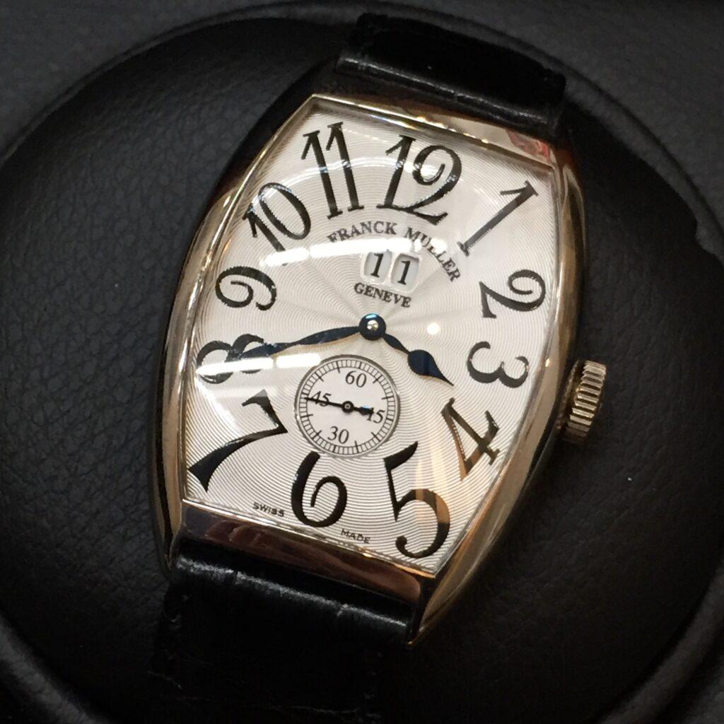フランクミュラー 腕時計