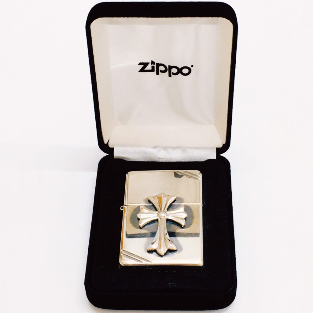 Zippo 2012年製 スターリングシルバー