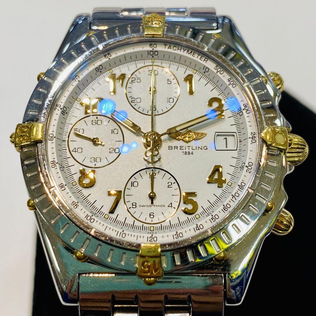 ブライトリング クロノマット 腕時計