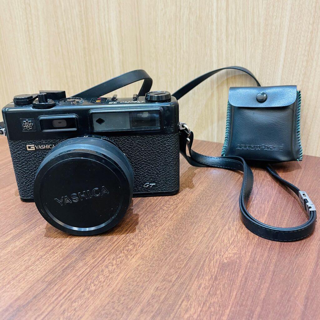 エレクトロ35 カメラ