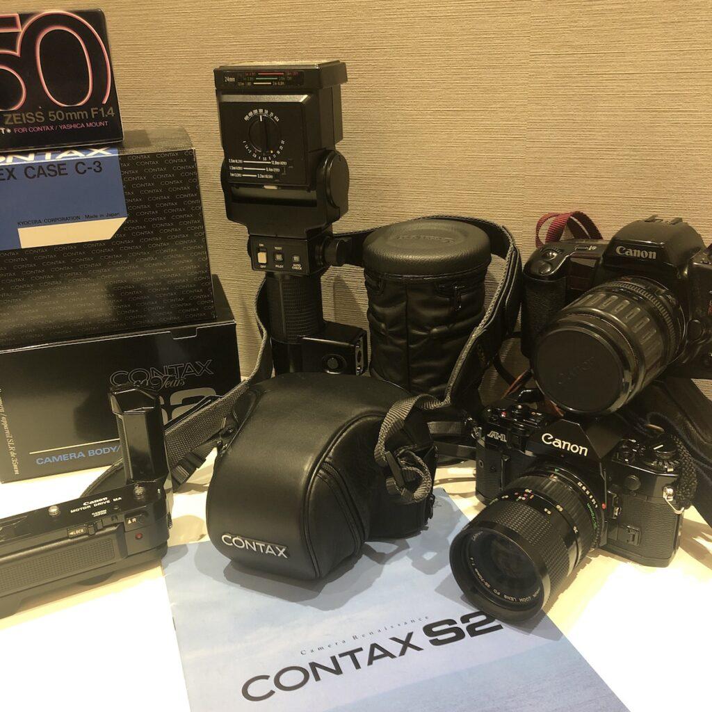 Canonカメラ・レンズなど