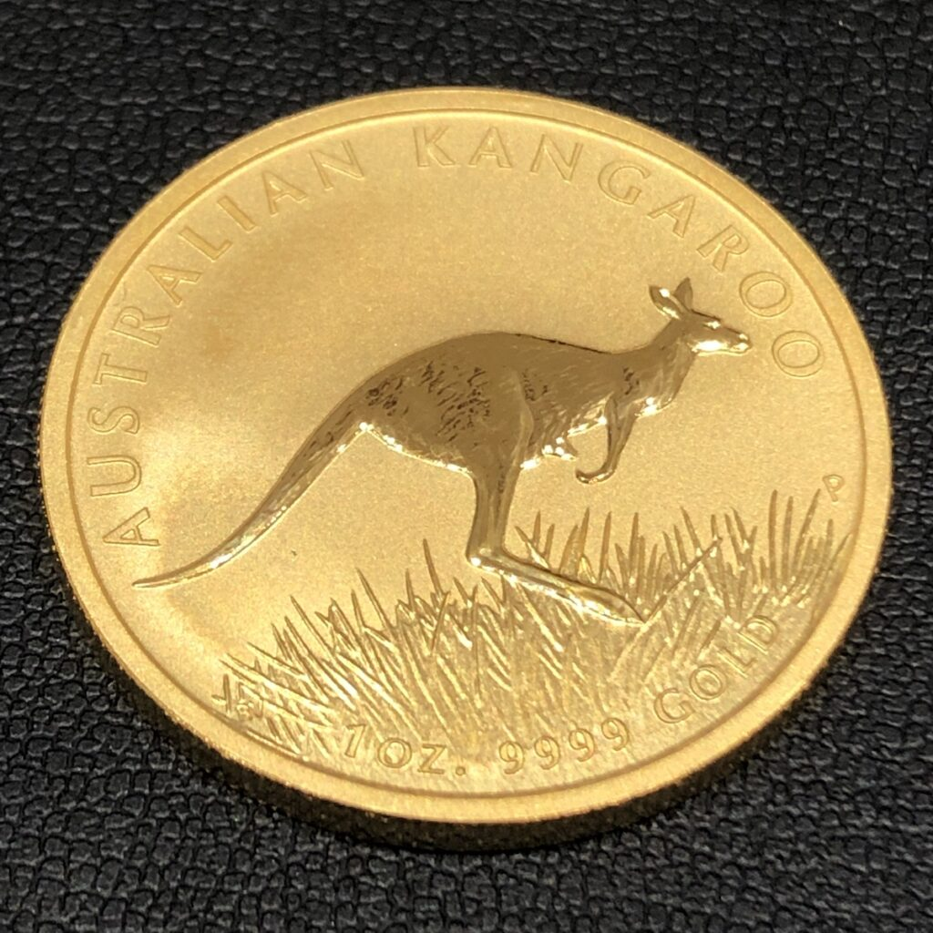 オーストラリアカンガルー金貨 1oz