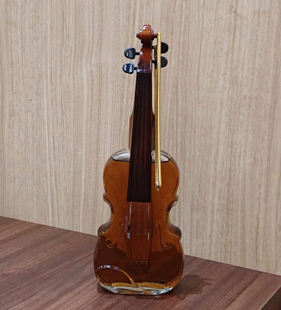 SUNTORY ウィスキー バイオリンボトル