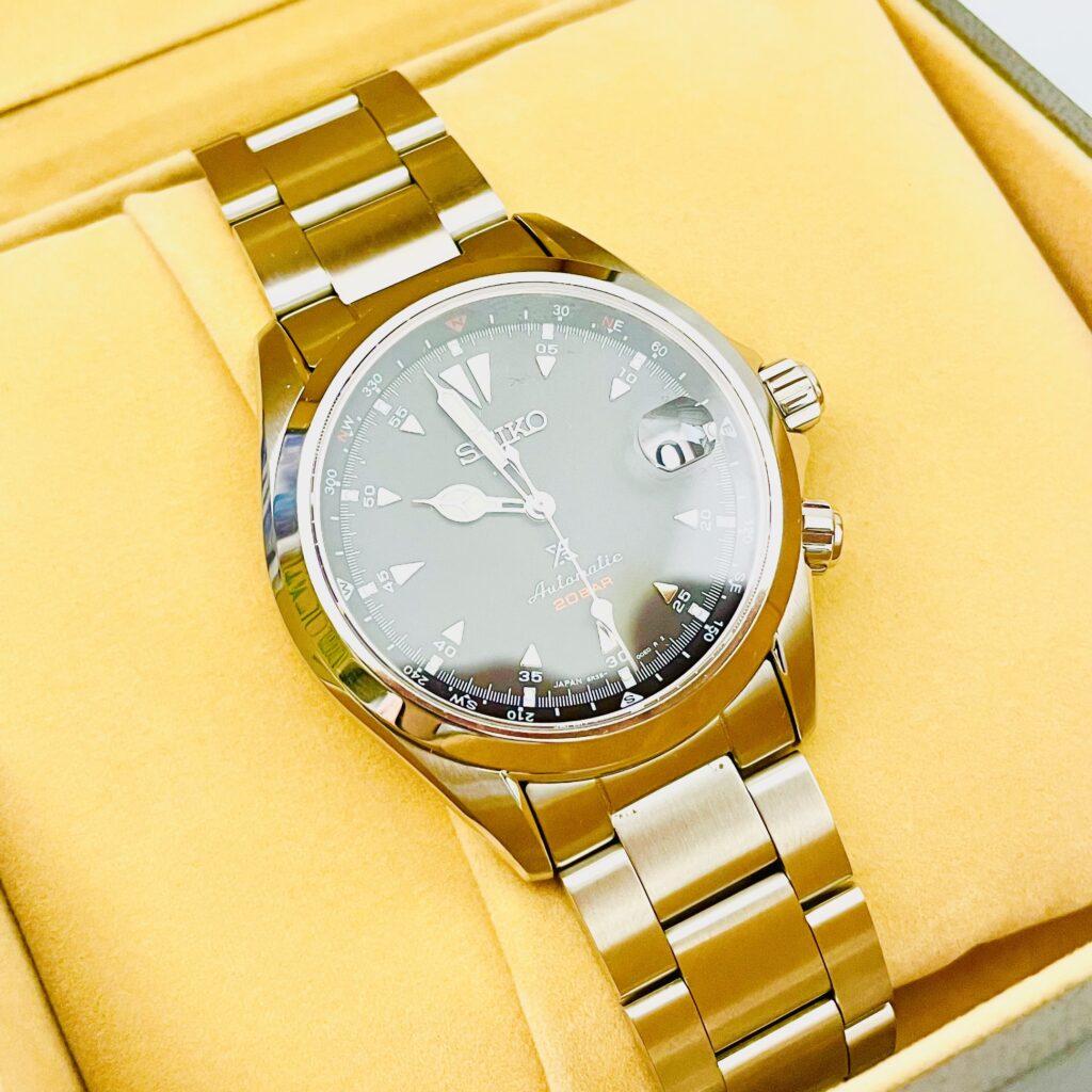 SEIKO セイコー プロスペックス アルピニスト 腕時計