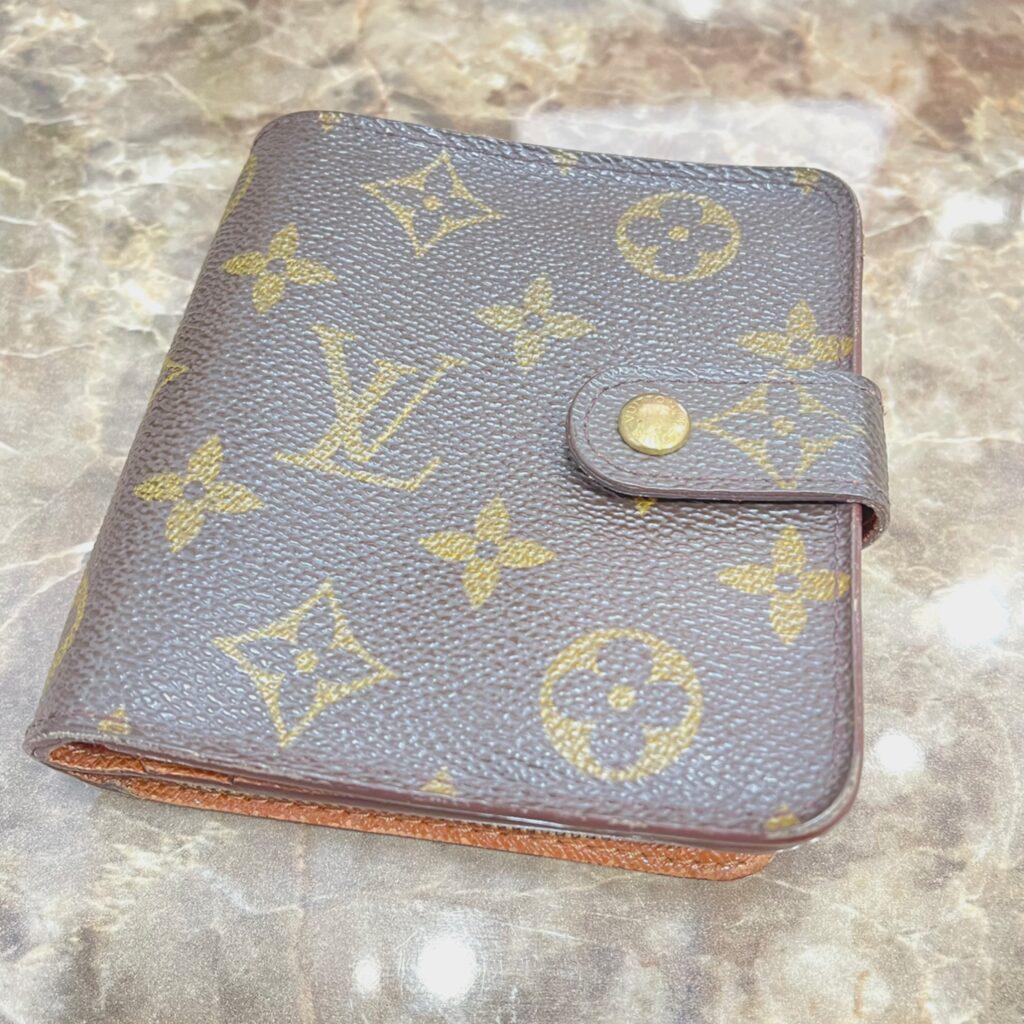 LOUIS VUITTON ポルトフォイユ 二つ折り財布