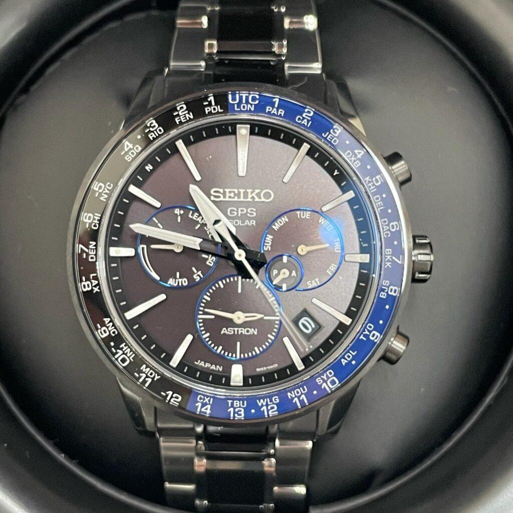 SEIKO ASTRON 5X53-0AD0 メンズ 腕時計