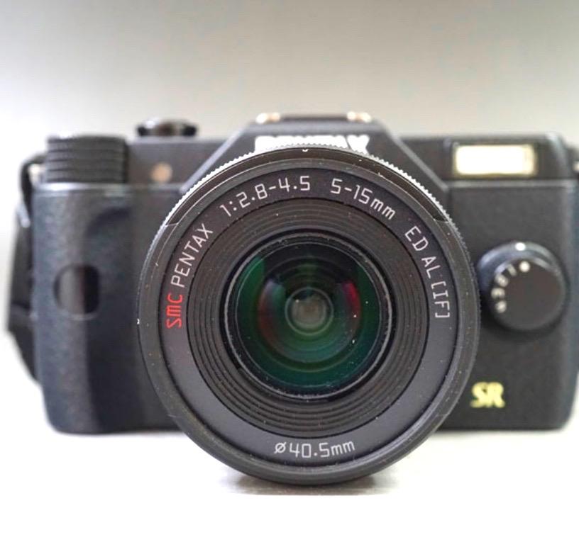 PENTAX Q7 一眼レフカメラ