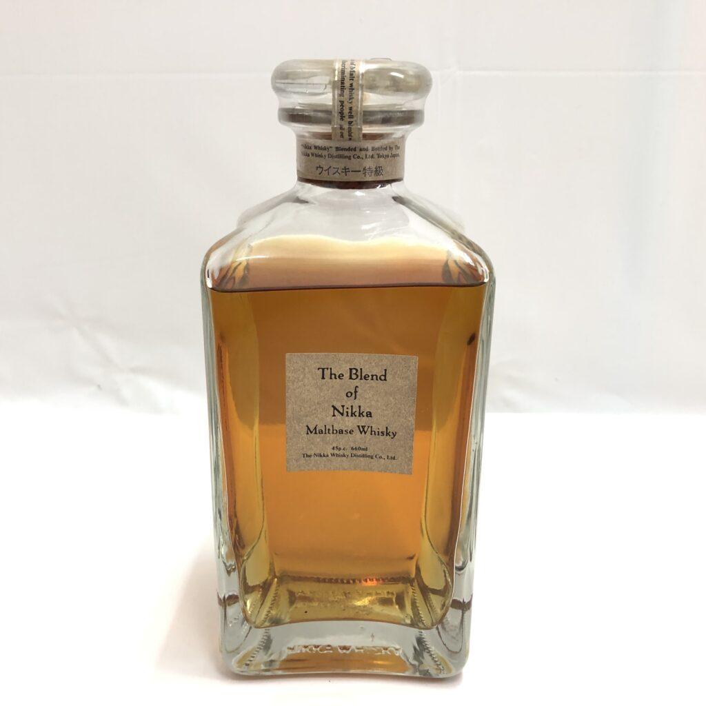 The Blend of Nikka Maltbase Whisky
