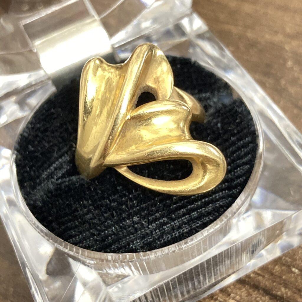 K18 リング 指輪 18金 アクセサリー