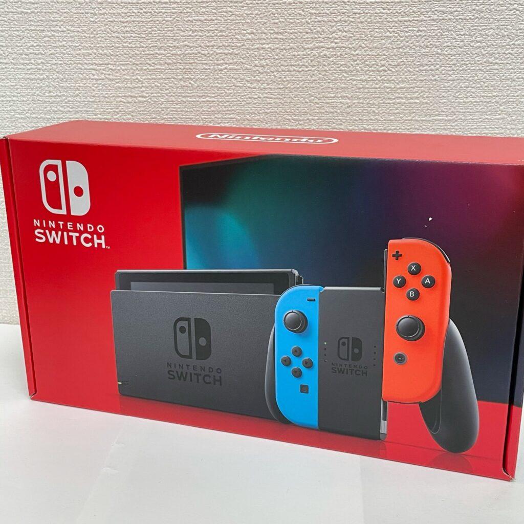 任天堂 Switch 本体 新型